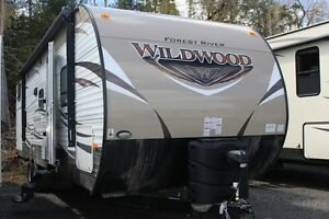 2016 Forest River RV Wildwood 30KQBSS