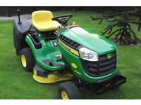 John Deere X135R Lawntractor Lawn Mower Tractor Ride-On Lawnmower For Sale Armagh Area