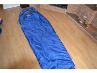 Mountain warehouse sleeping bag
