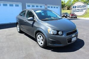 2013 Chevrolet Sonic LT! NEW TIRES! REMOTE START! $70 BI-WEEKLY!