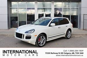 2010 Porsche Cayenne GTS! MINT! LOWEST KMS IN THE WORLD!
