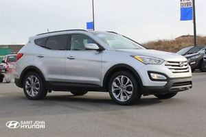2015 Hyundai Santa Fe Sport 2.0T Limited! Leather! Nav! NEW TIRE