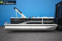 2015 Sylvan PONTOON MIRAGE 8520CRS RE