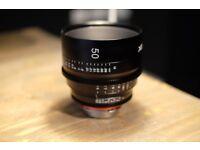 Lens XEEN PL Mount 50mm Cinema Lens