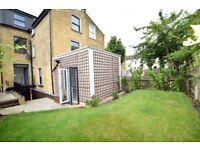 Spacious Three Bedroom Garden Flat To Rent in Muston Road, E5