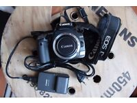 Canon EOS 400D digital camera (Body Only) Please Read Decription