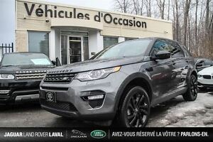 2016 Land Rover Discovery Sport HSE LUXURY 7 Passagers! Financem