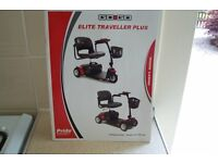 GO GO Elite Traveller Plus 4 Wheeled Mobility scooter.