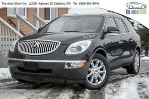 2011 Buick Enclave CXL! LEATHER! ACCIDENT FREE!