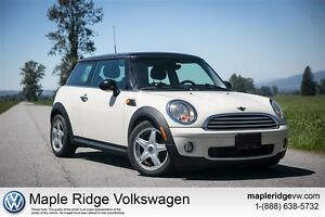 2010 MINI Cooper Classic 6 Speed Manual