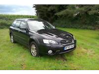 Subaru Outback 2.5 Auto estate