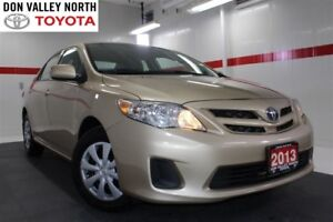 2013 Toyota Corolla CE CONVENIENCE PKG Auto Trans Pwr Mirrs Lock
