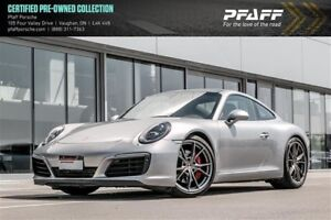 2017 Porsche 911 Carrera S Coupe (991) w/ PDK - 4.99% LEASE RATE