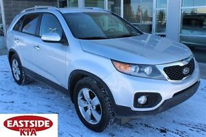 2012 Kia Sorento EX LEATHER HEATED SEATS ROOF