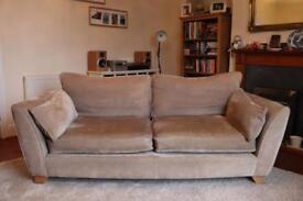 Large Next 3-seater sofa