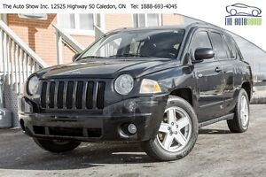 2010 Jeep Compass 4CYL! 4X4! SAFETY AND E-TESTED!