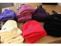 38 Ladies & Mens Unisex Thinsulate Winter Wooly Hats