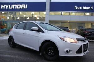 2014 Ford Focus Titanium/Leather/Heated Seats/USB
