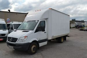 2012 Mercedes-Benz Sprinter 16 ft cubevan NO ACCIDENTS