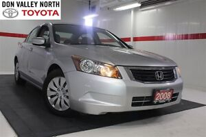 2008 Honda Accord LX Cruise Pwr Wndws Mirrs Locks A/C