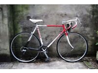 RALEIGH CORSA, 22 inch, 56.5 cm, Reynolds 531, vintage racer racing road bike, 12 speed