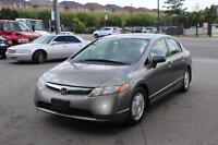 2008 Honda Civic Sdn DX-G with 2 sets of winter and summers tire