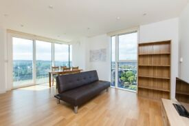 Woodbury Down Development,Finsbury Park N4-2 Bedrooms,Furnished,13th Floor,24hr Concierge&Gym