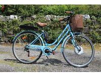 Electric Bike Tiger Lady's Vintage