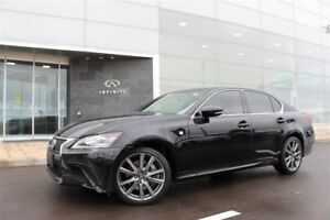 2013 Lexus GS 350 AWD|F SPORT|NAVI|ROOF|CAMERA|