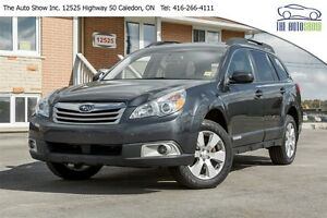 2012 Subaru Outback NAVIGATION! LEATHER! SUNROOF! LIMITED!