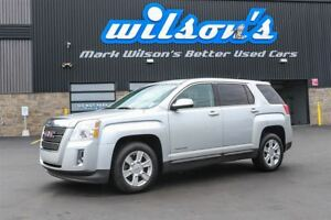2013 GMC Terrain AWD! REAR CAMERA! BLUETOOTH! POWER PACKAGE! CRU