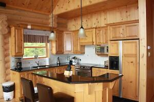 Chalet for rent-meeting with family and friends spa and sauna West Island Greater Montréal image 4