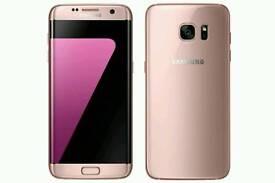 Samsung Galaxy S7 Edge Unlocked Rose Gold