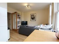 Two bedroom two bathroom first floor flat offered furnished or unfurnished available 27th March