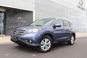 2013 Honda CR-V Touring Touring|Leather|Rearview Cam|Navi|Heated