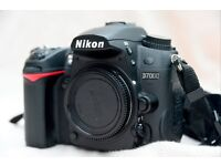 For sale 1 x Nikon D7000 Body only with 1 x 8GB and 1 x 4GB SDHC Cards, Mint condition