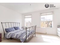 BRIGHT and SPACIOUS 3 bed flat in Dalston