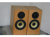 £60.00 x4 pairs sony ss b2 extended edition 55 hz - 70k hz maple speakers ideal for 9.2 cinema