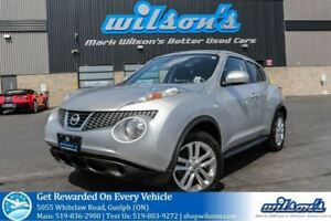 2013 Nissan Juke SV SUV AWD! HEATED SEATS! BLUETOOTH! CRUISE CON