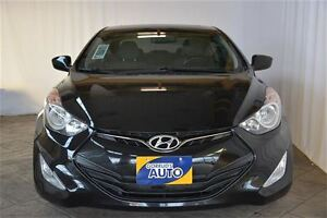 2013 Hyundai Elantra GLS COUPE WITH PWR SUNROOF, ALLOY RIMS Oakville / Halton Region Toronto (GTA) image 2