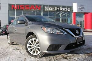 2016 Nissan Sentra 1.8/SV/Back Up Cam/Alloys/Sunroof/HTD Seats