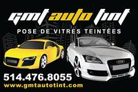 VITRES TEINTEES/ WINDOWS TINTING STARTS $149.95