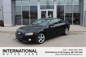 2012 Audi A5 PREMIUM PLUS! NAVI! LOW KMS! MINT!