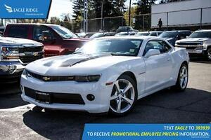 2015 Chevrolet Camaro 1LT Satellite Radio and Backup Camera