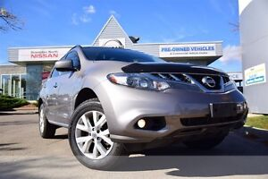 2012 Nissan Murano SV AWD *Heated seats,Rear view monitor,Blueto