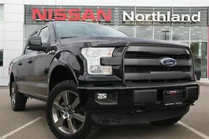 2016 Ford F-150 Leather/Nav/Back Up Cam/Heated Seats