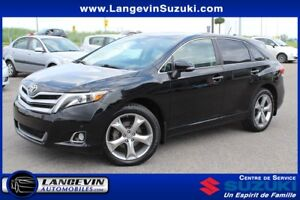 2014 Toyota Venza LIMITED/AWD/CUIR/GPS/TOIT OUVRANT
