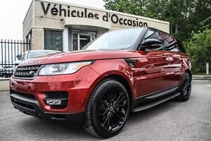 2014 Land Rover Range Rover Sport V8 Supercharged Financement 2.