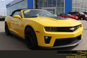 2013 Chevrolet Camaro ZL1| Nav| Heat Leath| Xenon| HUD| RV Cam