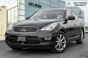 2012 Infiniti EX35 Journey Pkg! Sunroof! Rearview Camera! 303 Ho